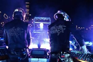 Photo Credit: Lollapalooza/Daft Punk